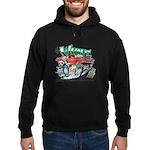 Whale Car-Toon Sweatshirt