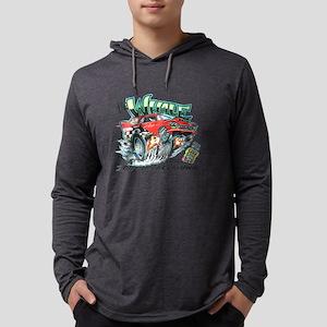 Whale Car-Toon Long Sleeve T-Shirt