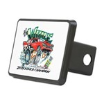 Whale Car-Toon Hitch Cover