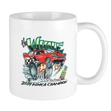 Whale Car-Toon Mugs