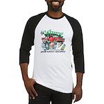 Whale Car-Toon Baseball Jersey