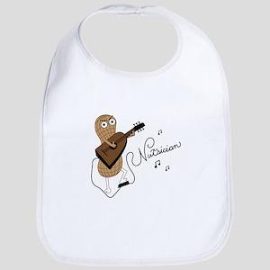 Nutsician musician Bib