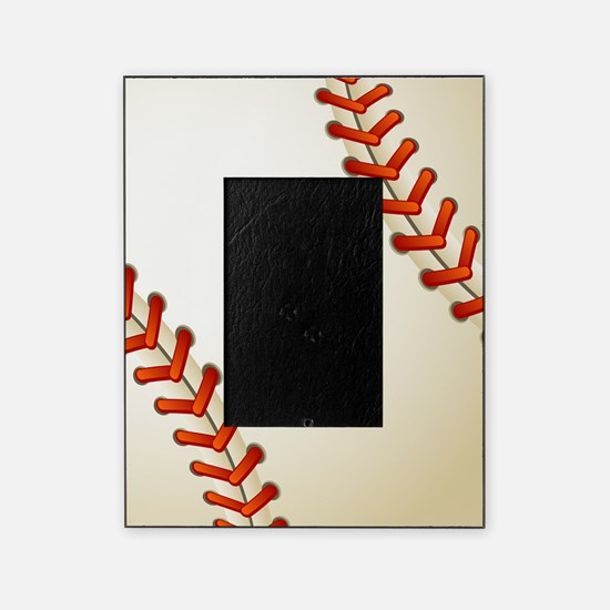 Baseball Ball Picture Frame