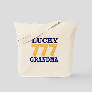 Lucky Grandma Tote Bag