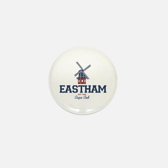 Eastham - Cape Cod. Mini Button
