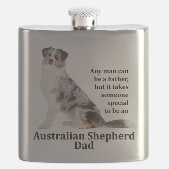 Aussie Dad Flask