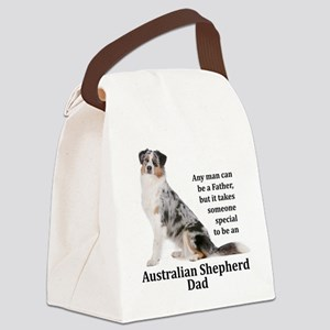 Aussie Dad Canvas Lunch Bag
