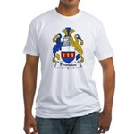 Pendleton Family Crest Fitted T-Shirt