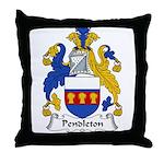 Pendleton Family Crest Throw Pillow