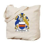 Pendleton Family Crest Tote Bag