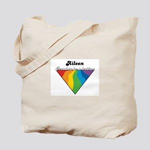 Aileen: Proud Lesbian Tote Bag