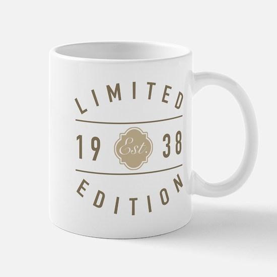 1938 Limited Edition Mugs