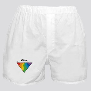 Abbie: Proud Lesbian Boxer Shorts