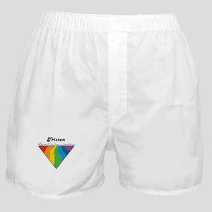 Tristen: Proud Lesbian Boxer Shorts
