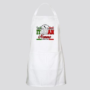 World's Greatest Italian Nonno BBQ Apron
