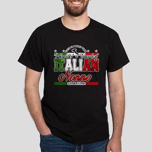 World's Greatest Italian Nonno Dark T-Shirt