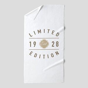 1928 Limited Edition Beach Towel