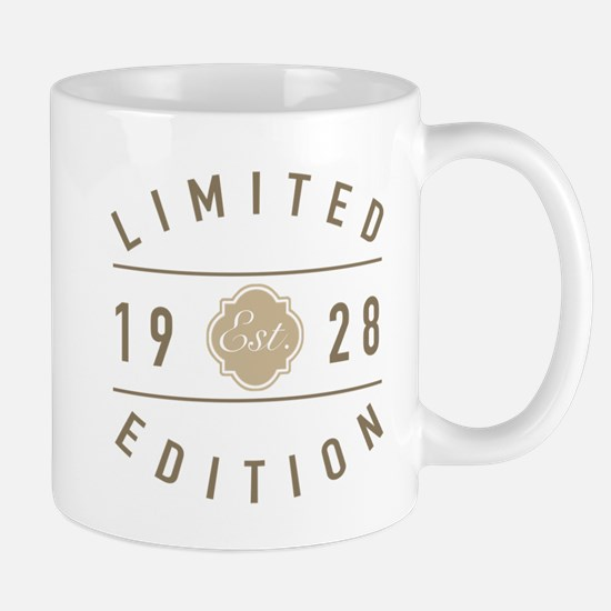 1928 Limited Edition Mugs
