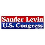 Sander Levin Bumper Sticker