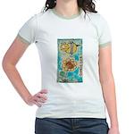 Bumblebee Jr. Ringer T-Shirt