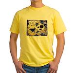 Cow Yellow T-Shirt
