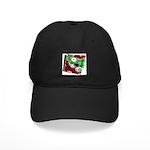 Dog Pin Black Cap