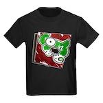 Dog Pin Kids Dark T-Shirt