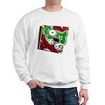 Dog Pin Sweatshirt