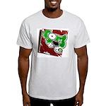 Dog Pin Light T-Shirt