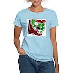 Dog Pin Women's Light T-Shirt