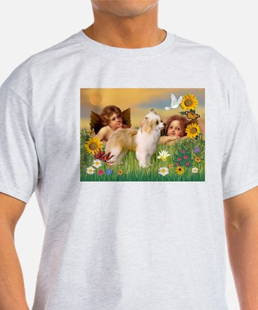 Angels/Puff Crested T-Shirt