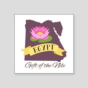 Egypt Nile Gift Sticker