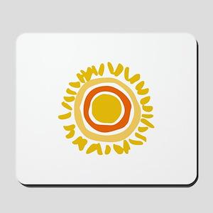 MINI SUN Mousepad