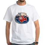 Fish Bowl White T-Shirt