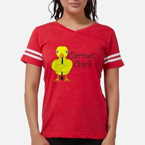 Clarinet Chick Tex T-Shirt