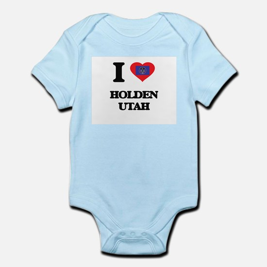 I love Holden Utah Body Suit