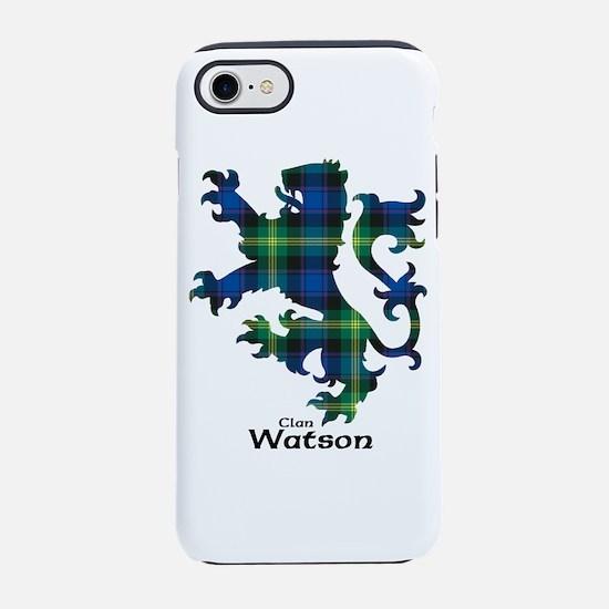 Lion-Watson iPhone 7 Tough Case