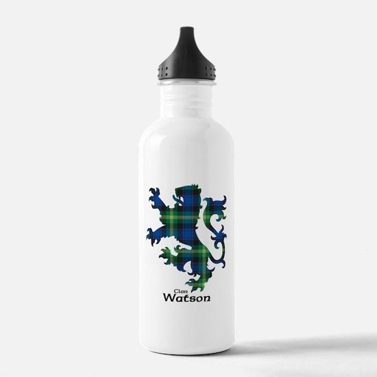 Lion-Watson Sports Water Bottle