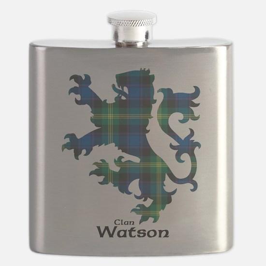 Lion-Watson Flask