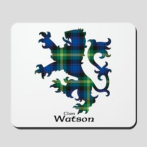 Lion-Watson Mousepad