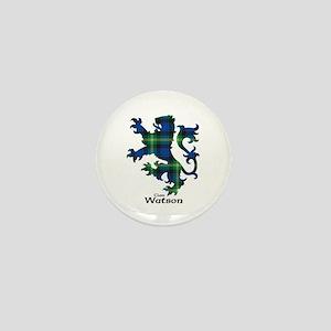 Lion-Watson Mini Button