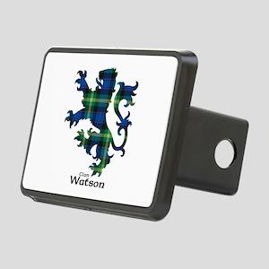 Lion-Watson Rectangular Hitch Cover