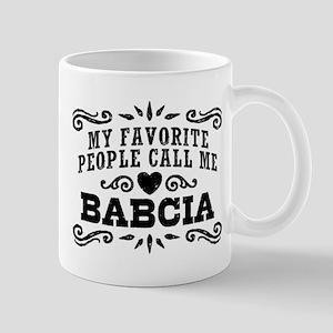 Funny Babcia 11 oz Ceramic Mug