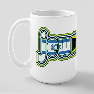 JewMaican Large Mug