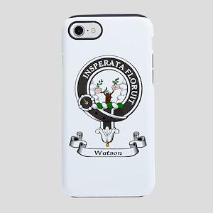 Badge-Watson iPhone 7 Tough Case