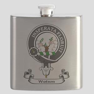 Badge-Watson Flask