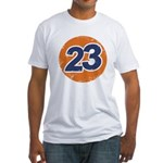 23 Logo Fitted T-Shirt