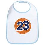 23 Logo Bib