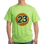 23 Logo Green T-Shirt