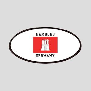 Hamburg Germany Patch